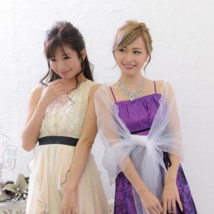 ドレスの商品撮影